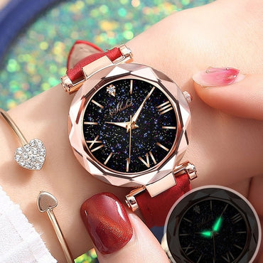 Women watches luxury brand ladies watch quartz