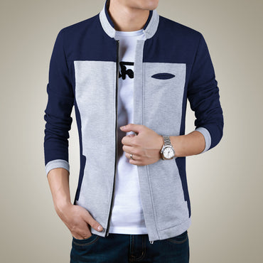 Hot sale 2020 spring and autumn men's fashion casual jacket