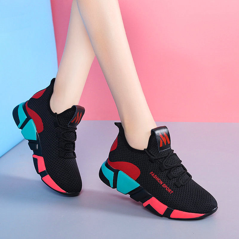 Women Sneakers Fashion autumn shoes winter Breathable Air Mesh