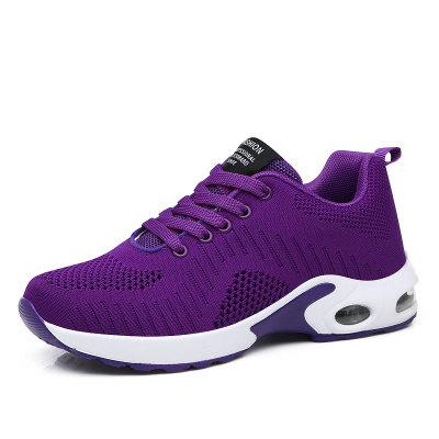 Fashion Women Sneakers Platform Purple Red Spring Black