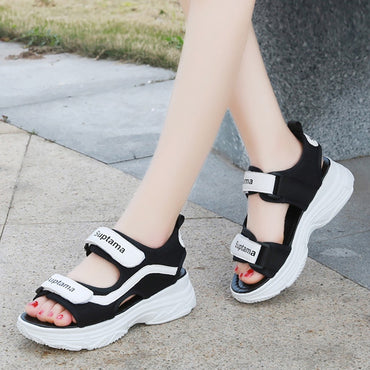 New Women Sandals Fashion Platform Shoes
