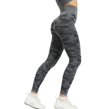 New Fitness Pants Women Leggings Camouflage
