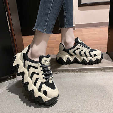 2020 New Women Shoes Casual Tenis Chunky Sneakers Luxury Shoes