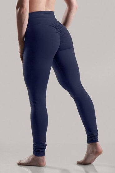 2020 Women Leggings Polyester High Quality High Waist Push Up Legging