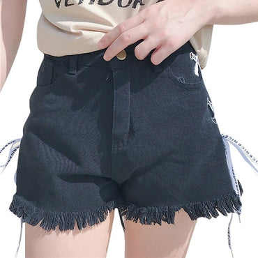 Fashion Women Shorts Denim Summer