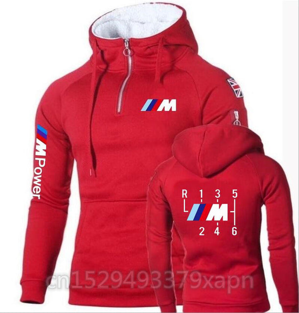2020 Brand joggings Men Autumn Winter Thick Warm Fleece Zipper Coat for Mens