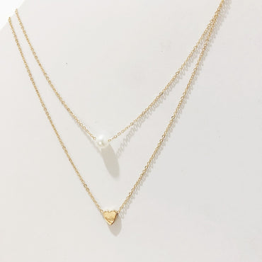 New Double Layer Necklace For Women