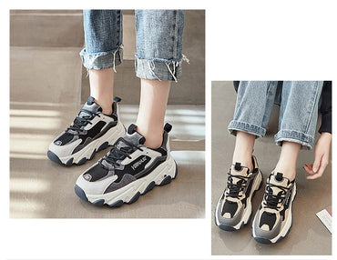 Casual Sneakers Women 2020 Spring New Fashion Sneakers