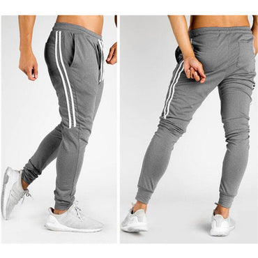 New Men's Hip Hop Sweatpants Fitness Joggers Pants Sweatpant