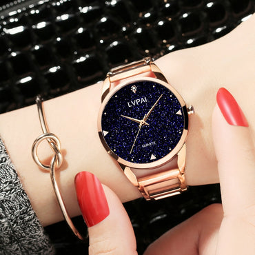Ladies Bracelet Watch Waterproof Simple Watch Women