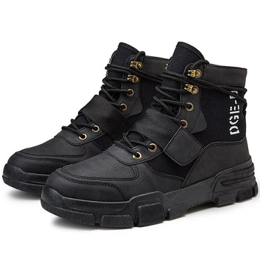 2020 New Men Military Tactical Boots Warm