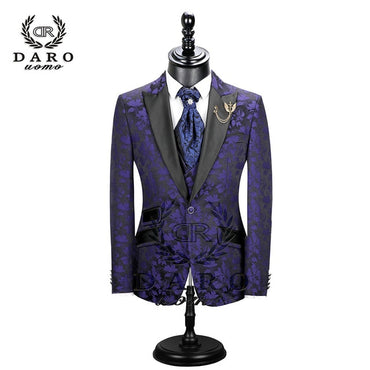 2020 New Men Suit 3 Pieces tuxedo Slim Fit