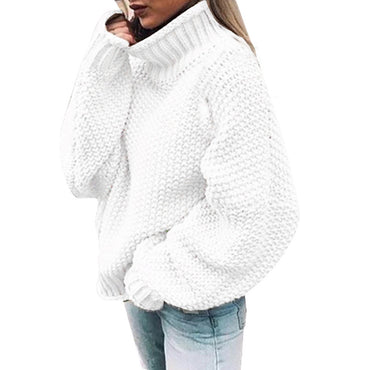 New Korean Style Knit Women Sweater Tops Female Autumn