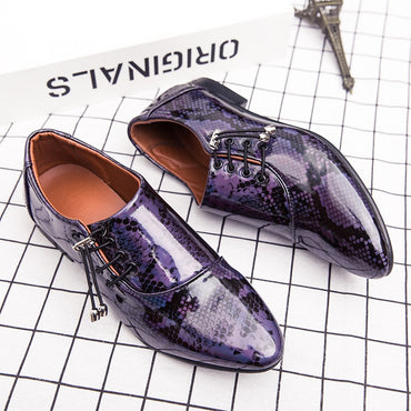 Fashion Party Oxford Trend New Men's Dress Shoes
