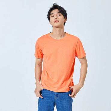 Summer Short sleeve T shirt men