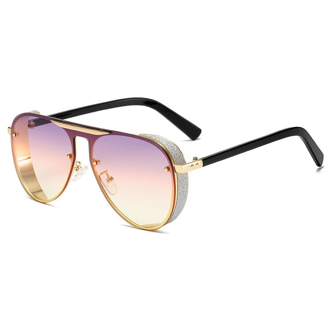 Brand Design Fashion Sunglasses New Style Women Luxury Sun glasses