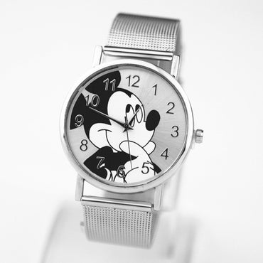 Fashion Brand Mickey Watches New Cartoon Women quartz watch