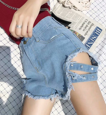 Summer New Style Denim Shorts