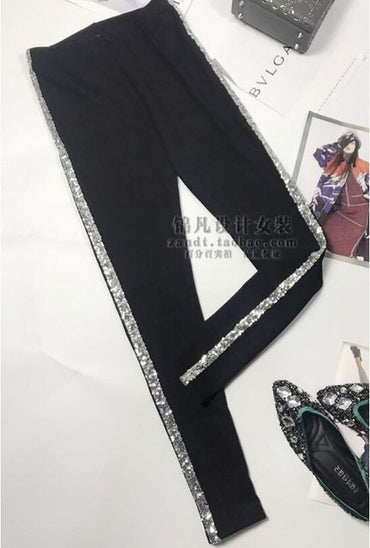 Spring Summer Pencil Pants Women Fashion