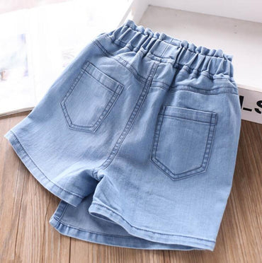 2020 New  Girls Skirt  Denim Shorts