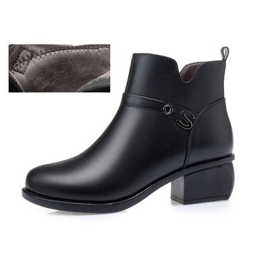 Booties women 2020 new ankle boots women