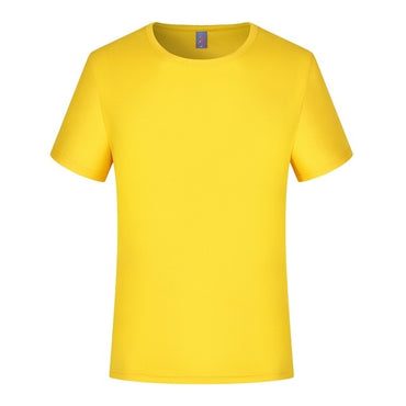 11 color new men's T-shirt short sleeve