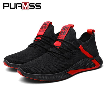 New Men Shoes  Breathable Men Sneakers
