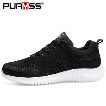 2020 Spring New Men Shoes Breathable Stripe Casual Shoes