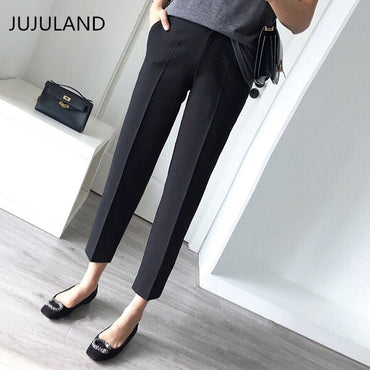 Plus Size Formal Pants for Women Office Lady Style Work