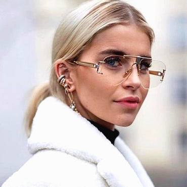 2019 Luxury Designer Women Sunglasses Vintage
