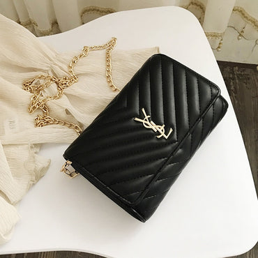 Elegant ladies bag new 2019 fashion chain shoulder bag
