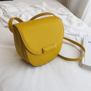 Mini Saddle Bag summer fashion new high quality PU leather