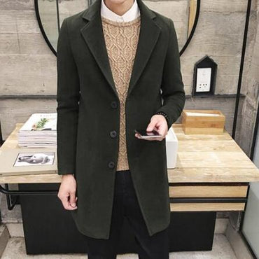 Men Jacket New Men's Fashion