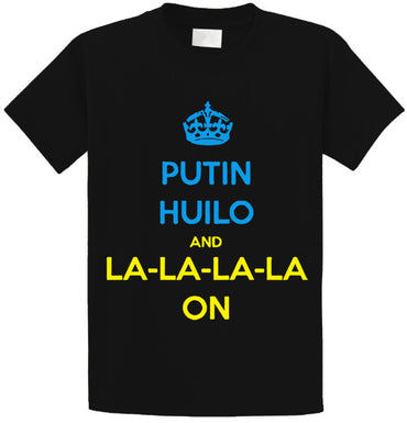 PUTIN  War in Donbass Ukraine Ukrainian Summer New Brand T Shirt Men