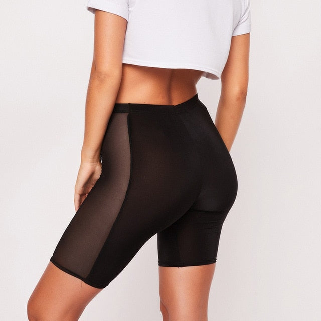 Woman shorts casual cycliste femme mode hot bikershort