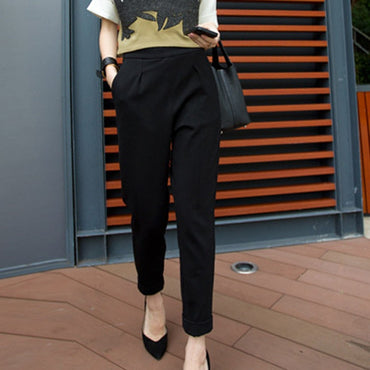 New arrival High Waist Pencil Pants Women