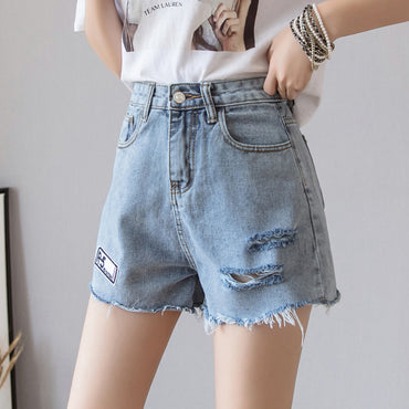 New Denim Shorts for Women Summer Shorts Vintage