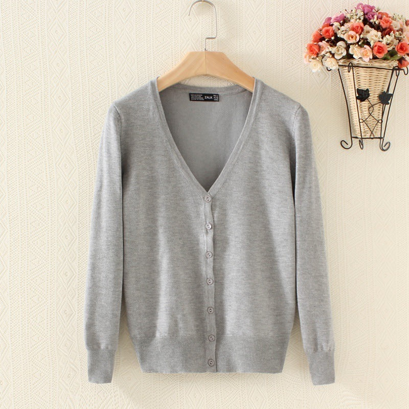 Cardigan Knitted Sweater - GaGodeal