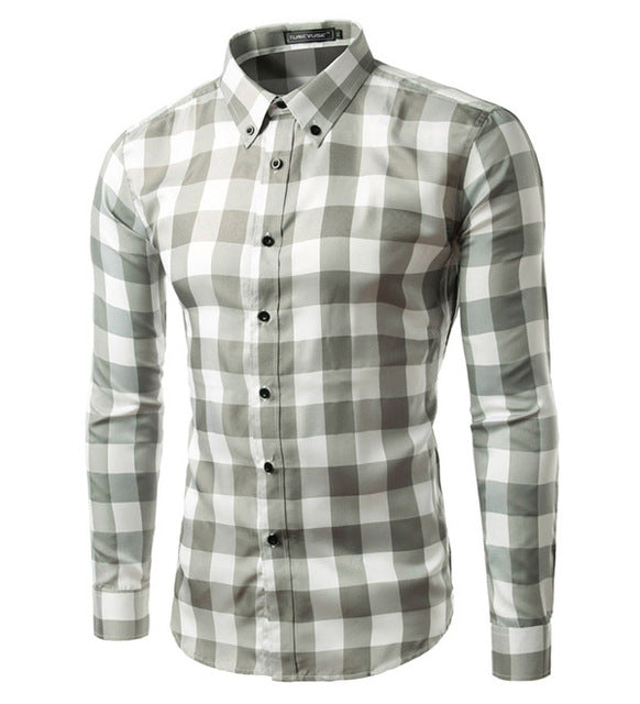 2018 New Fashion Men Shirt