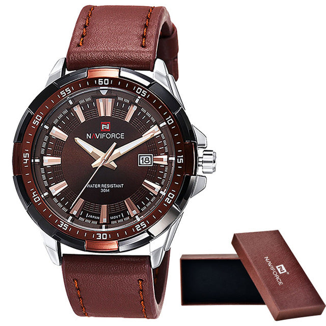 Men's Fashion Casual Sport Watch Waterproof - GaGodeal