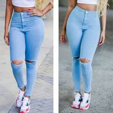 Denim Strech Blue Skinny