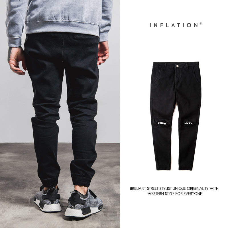 Famous Hip Hop Black Men Joggers