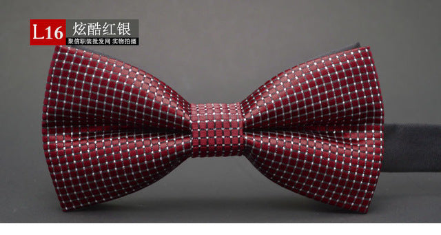NEW Dot Bow Tie