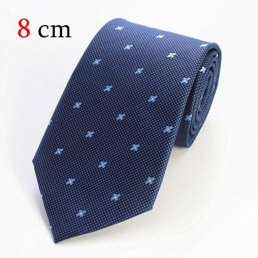 New Fashion Dot Striped Neckties