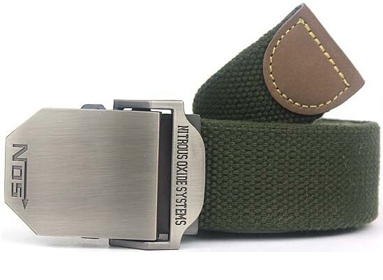 Canvas Military Belt - GaGodeal