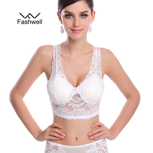 Bra Vest Sexy Lace - GaGodeal