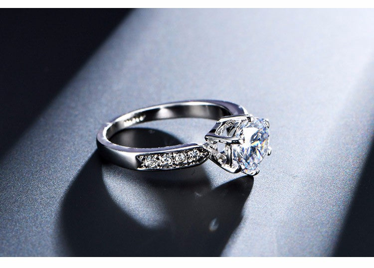 Zircon Engagement Rings - GaGodeal