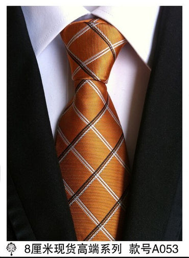 100% Silk Neckties - GaGodeal
