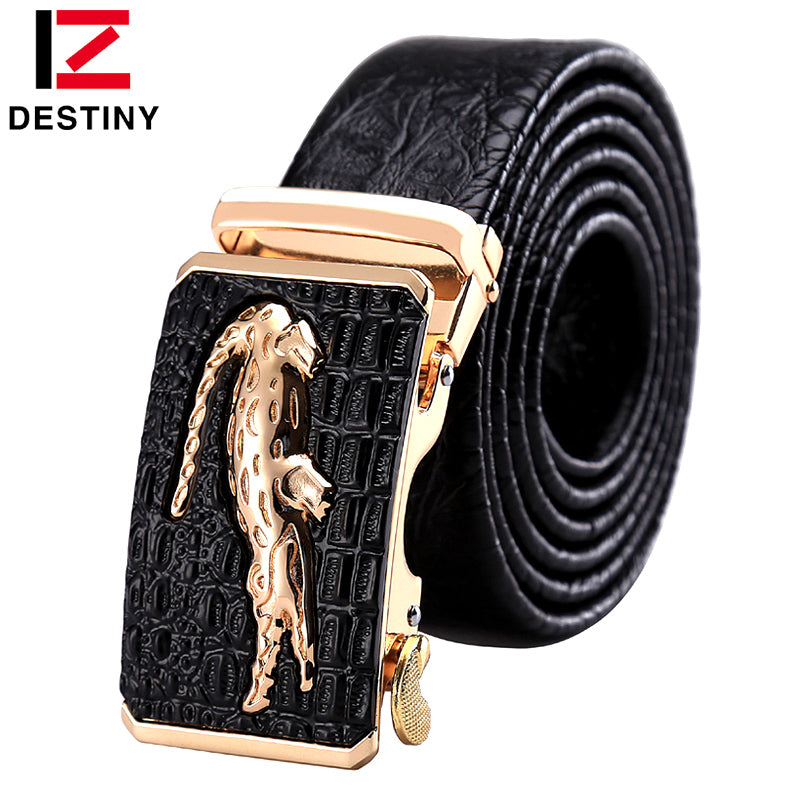High Quality Male Genuine Leather Belt - GaGodeal