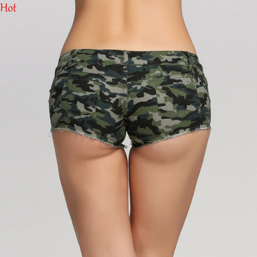 Camouflage Jeans - GaGodeal